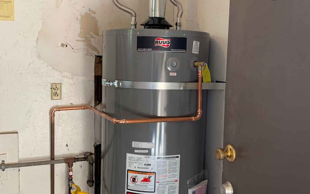 Water Heater Installation – Rancho Cordova, CA